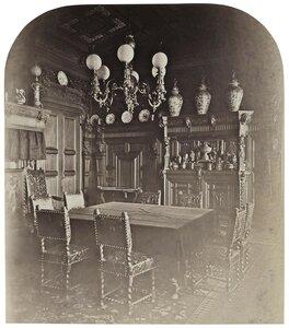 Дом И.Ф. Паскевича на Английской набережной. Столовая