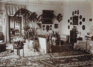 Гостиная в доме Дурново