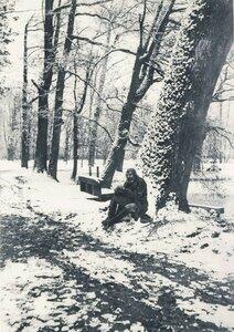 1898. Зима