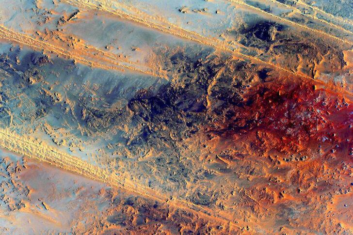 Удивительные краски Египта.