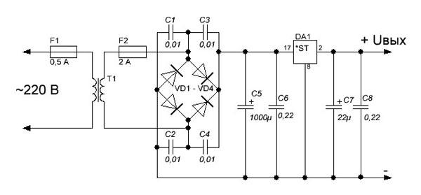 Cтабилизатор напряжения в интегральном исполнении КР142ЕНx 0_1389e1_63eb7b4c_orig
