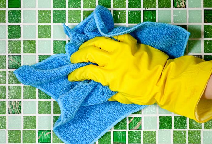 Хитрости для уборки