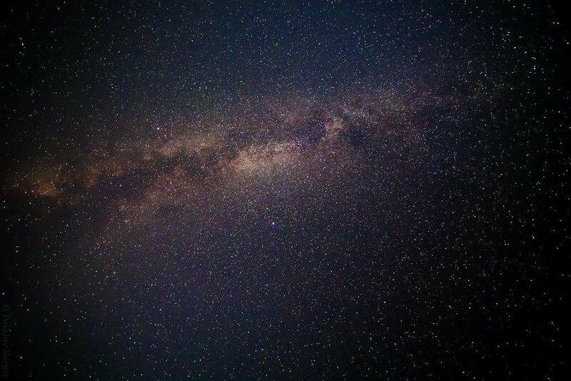 Фотография неба плато Лаго-Наки