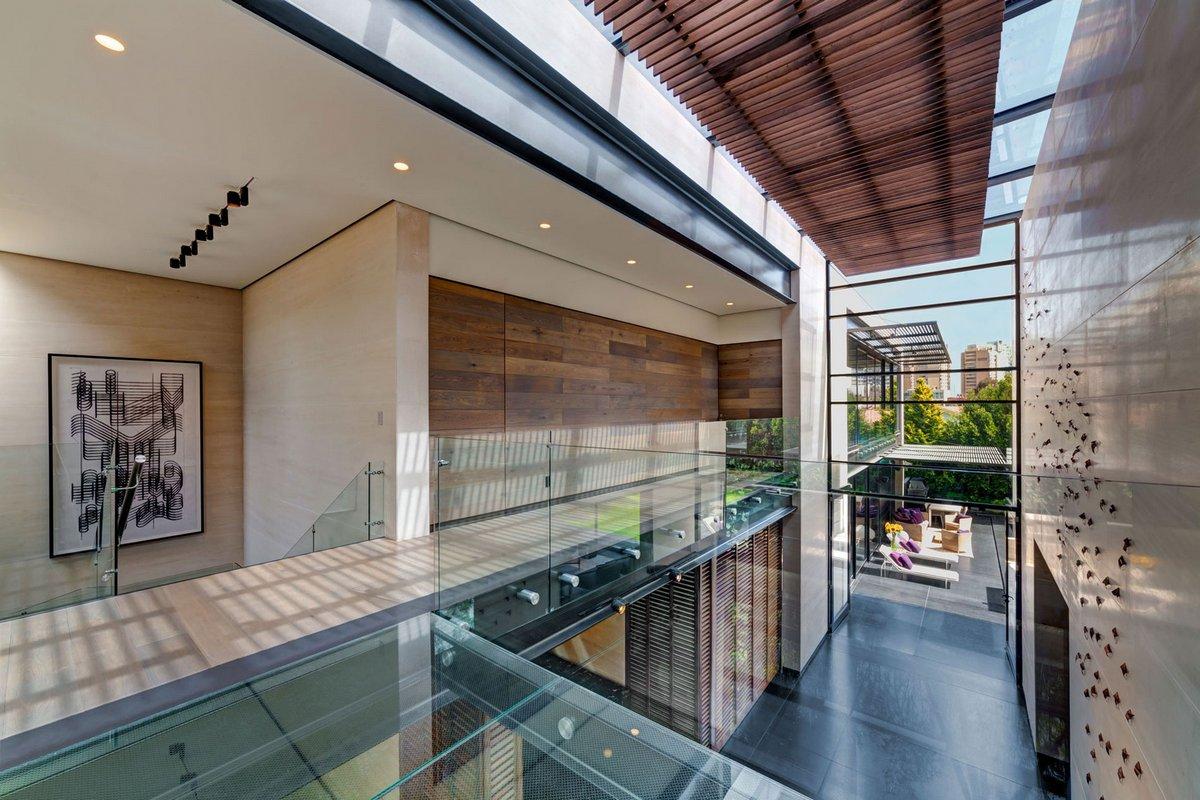 grupoarquitectura, Casa Dalias, частные дома в Мексике, особняк в Мехико фото, элитный дом в Мексике фото, огромный особняк фото