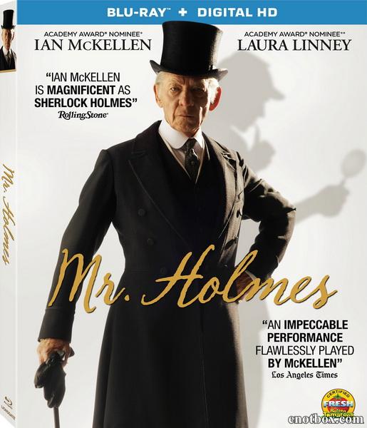 Мистер Холмс / Mr. Holmes (2015/BDRip/HDRip)