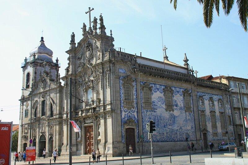 Порту, Igreja dos Carmelitas (Porto, Igreja dos Carmelitas)