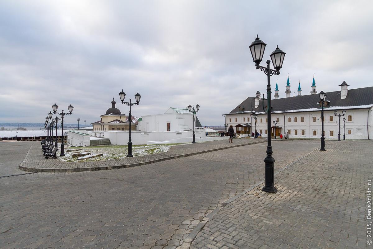 Казанский кремль 6