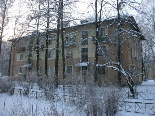 Новгородская ул. 4к2