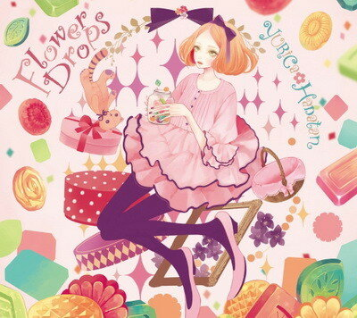 YURiCa — Flower Drops (2015) [FLAC|tracks] <J-Pop>