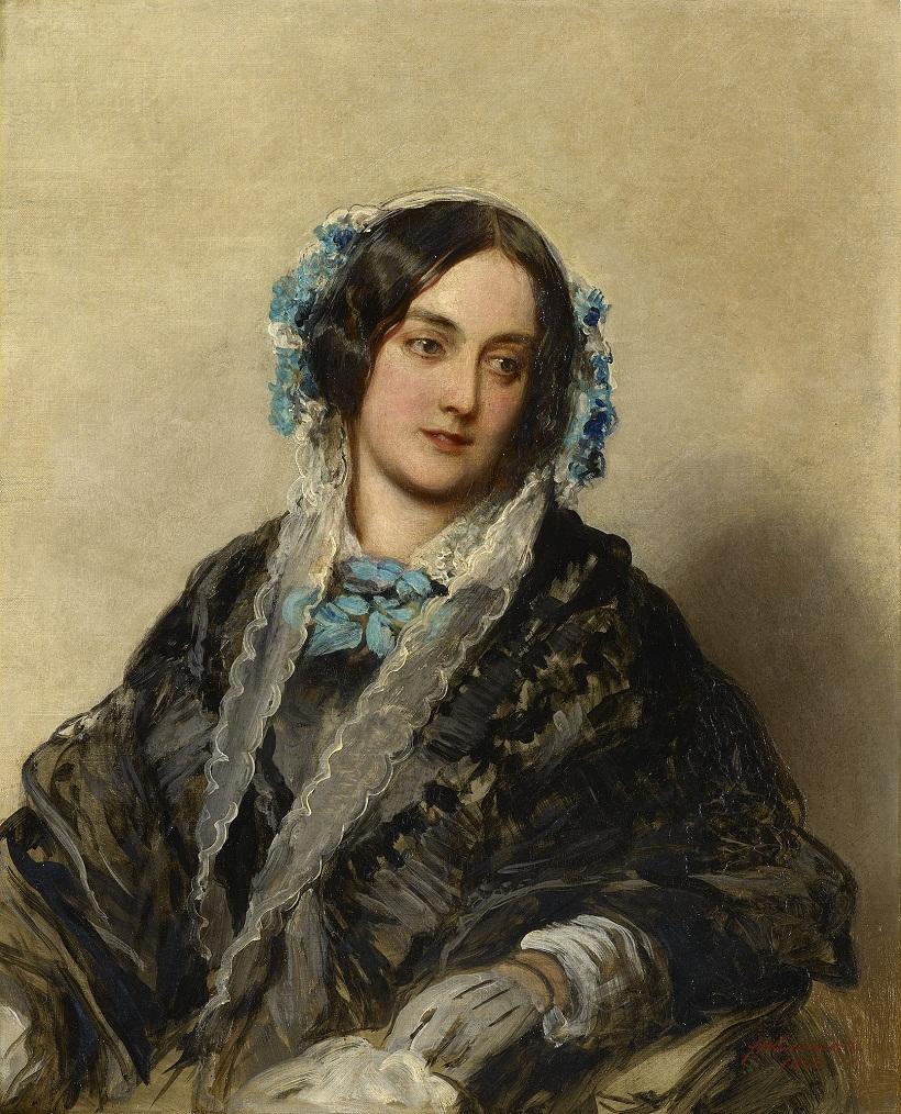 Фрэнсис, графиня Гейнсборо (1814-1885)