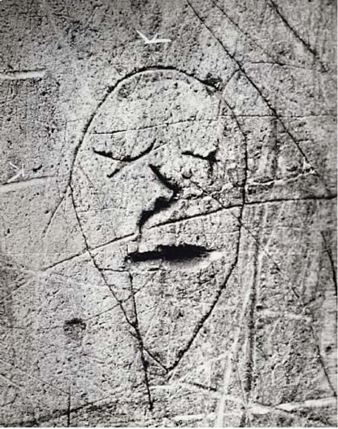 1933. Граффити. Серия VIII. «Магия»