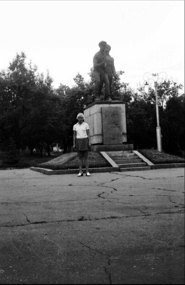 32. Николаев. Прогулки по городу