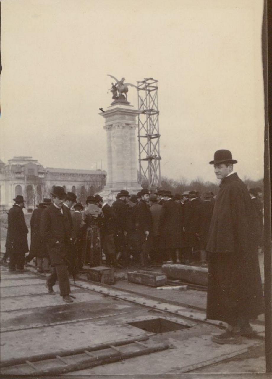 Строительство Всемирной Выставки