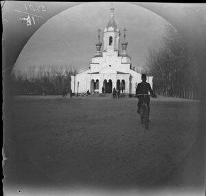 8 ноября. Самарканд. Православная церковь в русском квартале города
