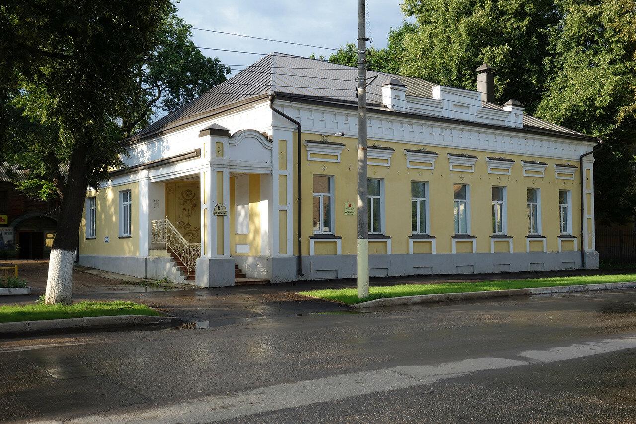 дом купцов Растворовых