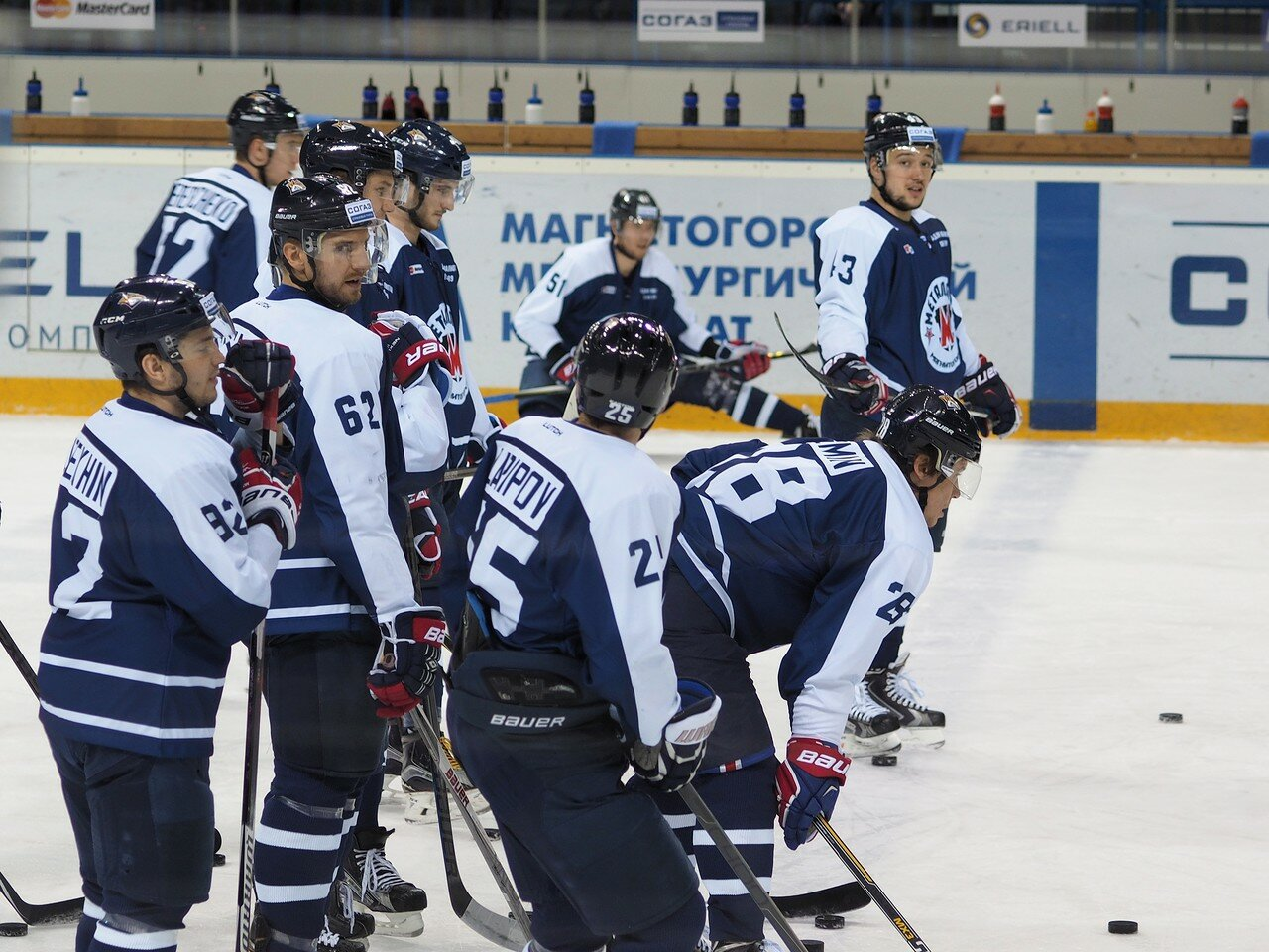 29Металлург - Динамо Москва 28.12.2015