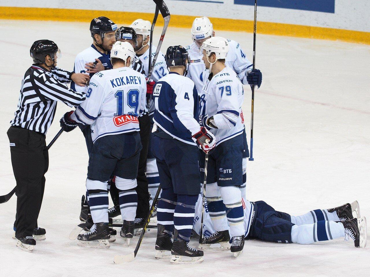 84Металлург - Динамо Москва 28.12.2015