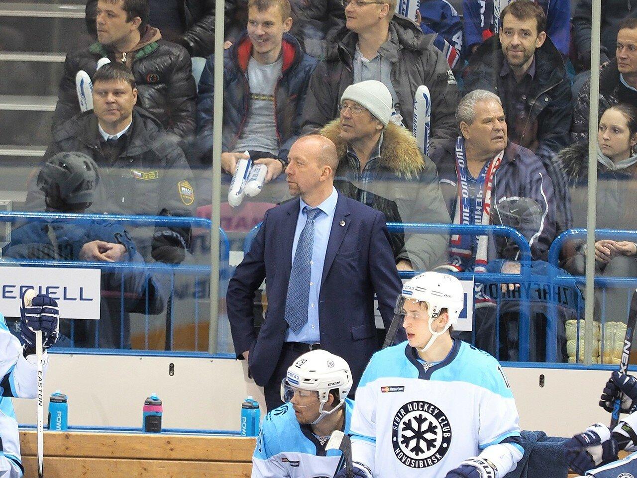 72Восток 1/2 плей-офф Металлург - Сибирь 08.03.2016