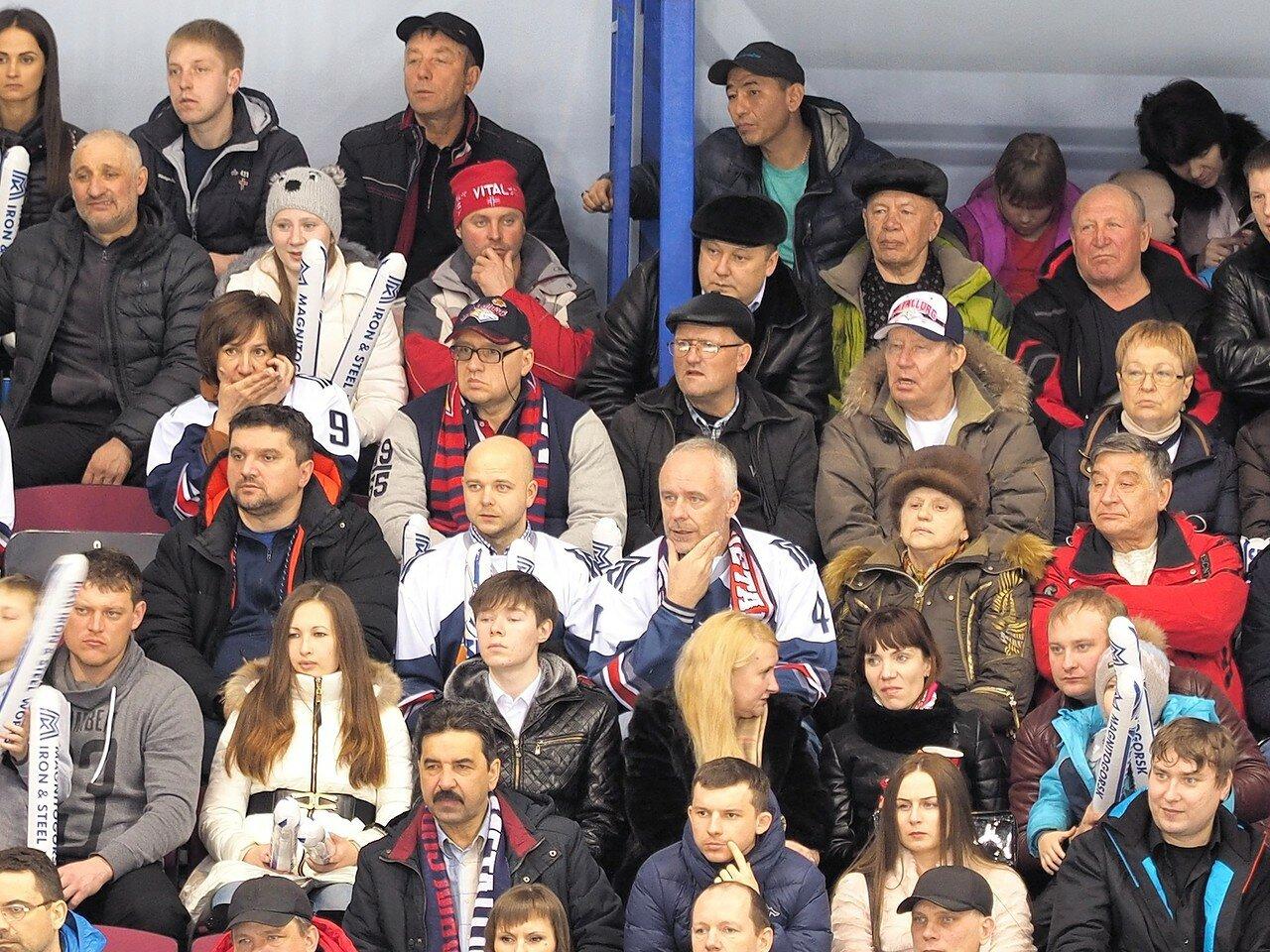 117Восток 1/2 плей-офф Металлург - Сибирь 08.03.2016
