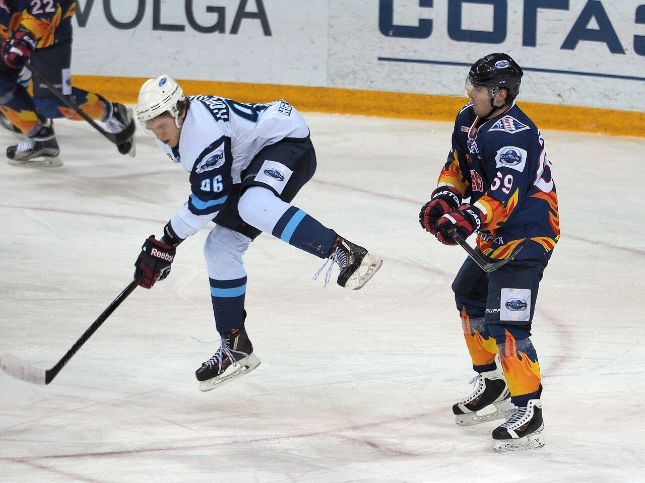 29Плей-офф МХЛ 2016 1/4 Стальные Лисы - Сибирские Снайперы 21.03.2016