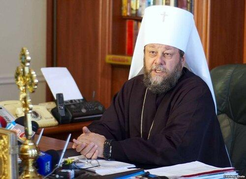 Митрополит всея Молдовы Владимир призвал граждан к миру