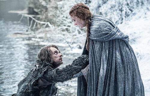 HBO выложила в сеть снимки шестого сезона «Игры престолов»