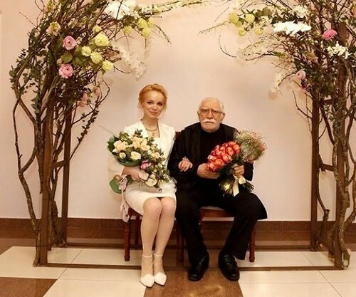 Армен Джигарханян в свои 80 лет женился третий раз тайно