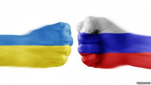 Трехминутная победа Украины: атака яйцами и флаг на заборе