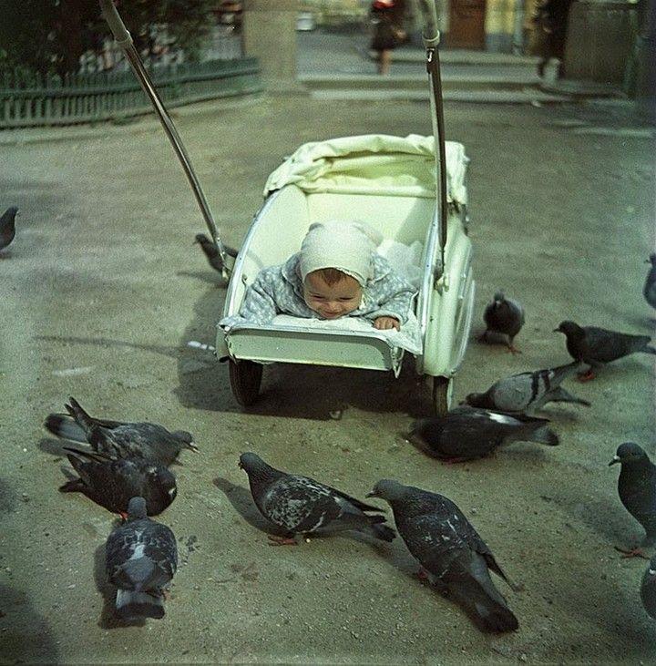 1962 В московском дворике.jpg