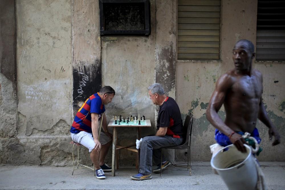 как живут кубинцы фото это культовая игра