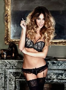 Vittoria Schisano in Playboy Italy february 2016