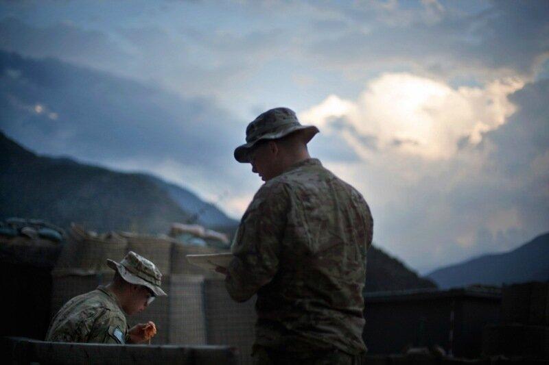 Американские военные в Афганистане 9