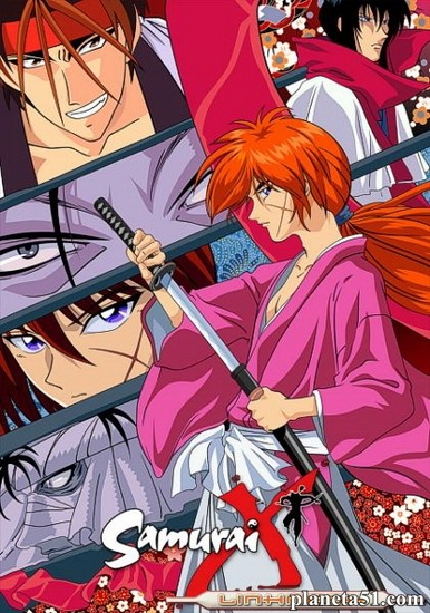 Бродяга Кэнсин / Rurouni Kenshin: Meiji Kenkaku Romantan [S01 + SP] (1996-1998) DVDRip 720p от Deadmauvlad | D, L1 | 85.95 GB