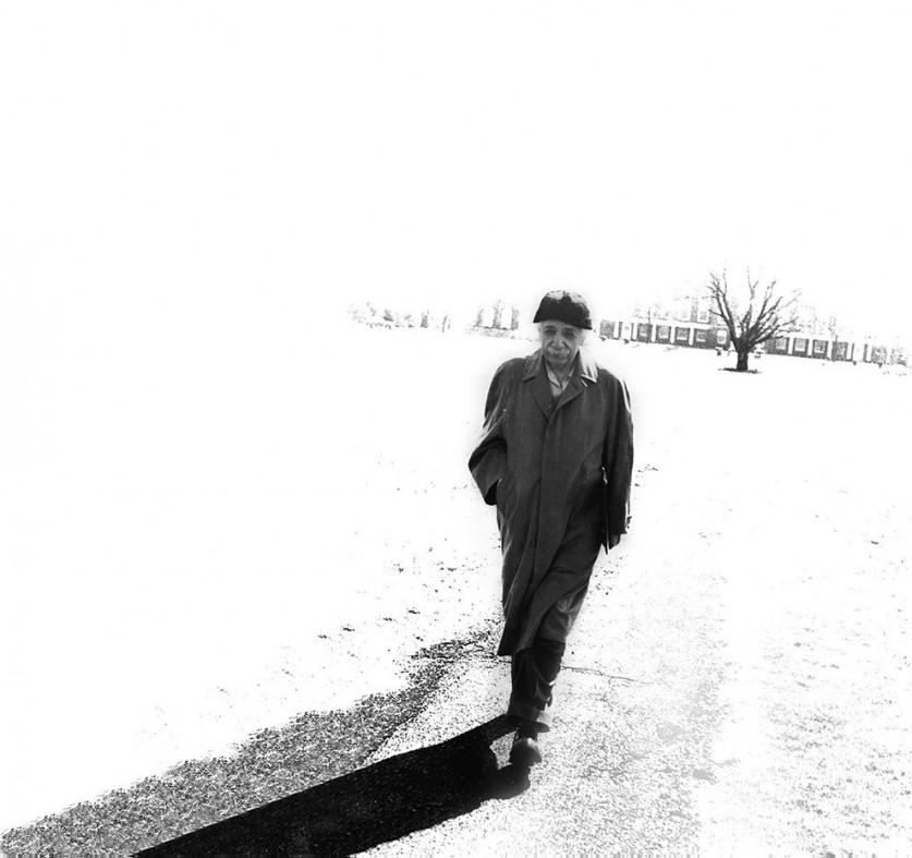 Последние 22 года своей жизни Эйнштейн провел в Принстоне, работая в Принстонском университете.