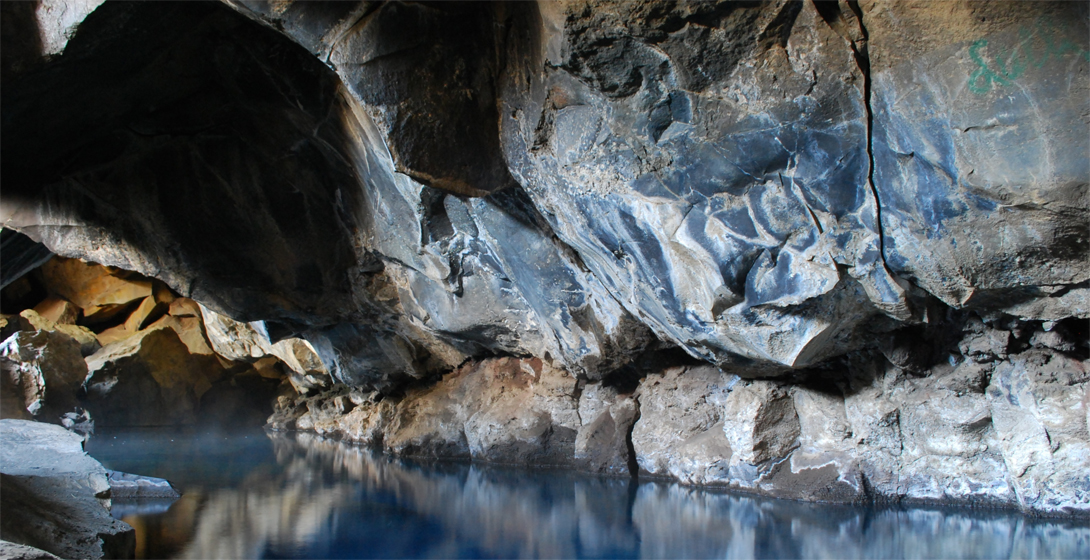 Пещера Игритт и Джона Сноу Пещера Грийотайя, Исландия