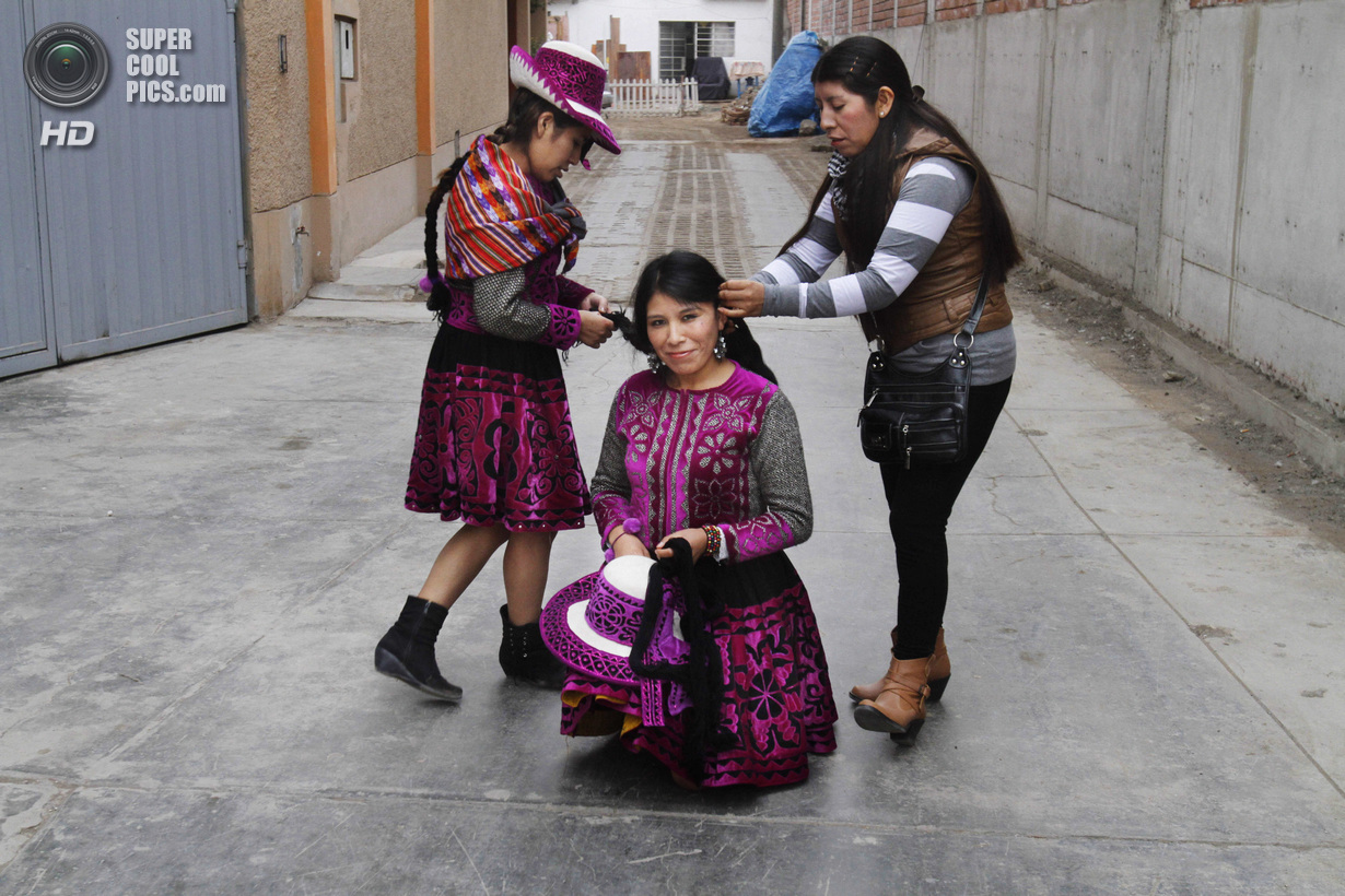 Ритуальные бои кечуа