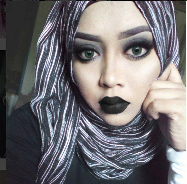 малазийская проститутка