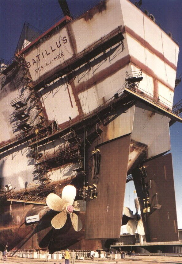 Как строится судно