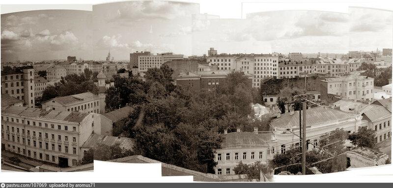 55. Сретенский монастырь. панорама. 1993...jpg