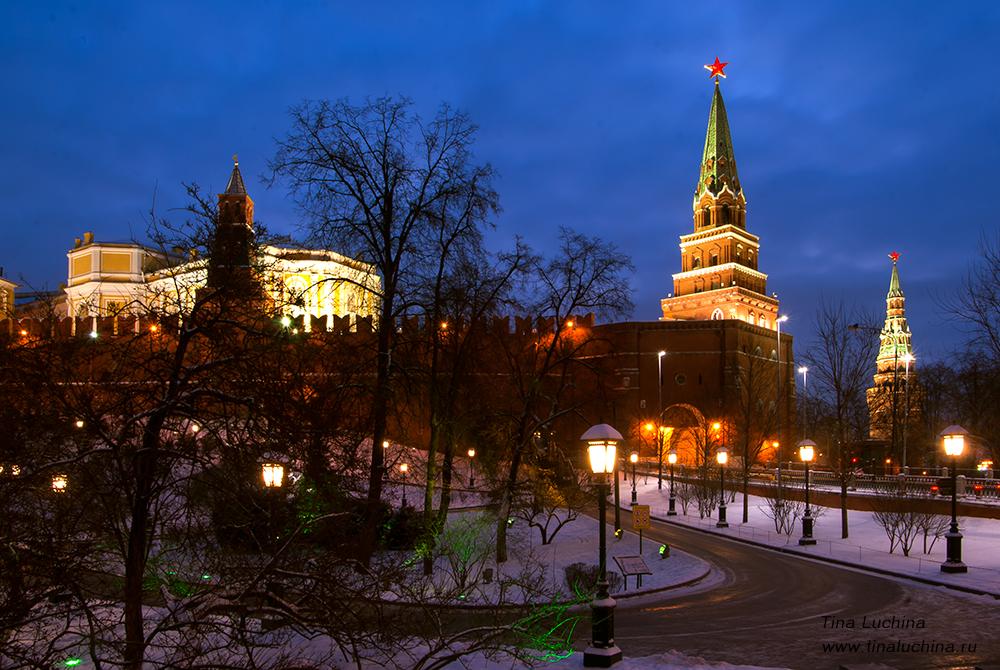 Утро Москвы