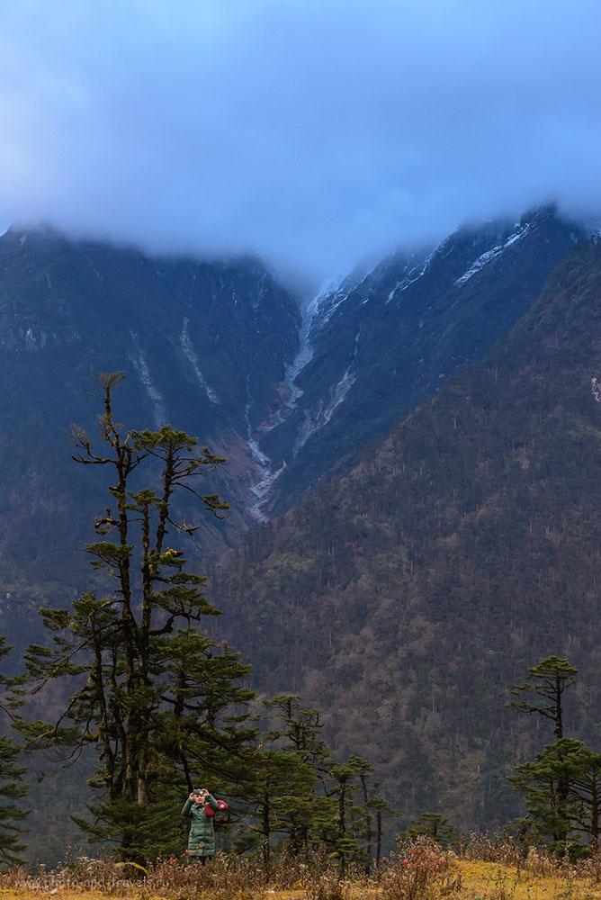 13. Затерянная в Гималаях. Что интересного посмотреть во время отдыха в Индии. Отзывы о поездке в штат Сикким. 8.0, 1/125, 640, -2.0, 70.
