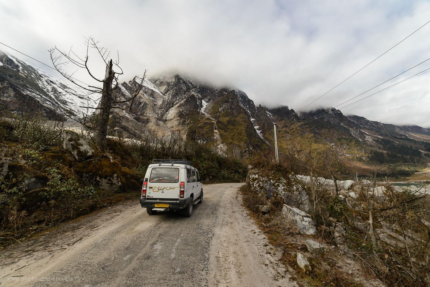 17. В волшебной стране высокогорья. Отзывы об экскурсии в долину Yumthang Valley в штате Сикким в Индии.  КамераNikon D610,ширикSamyang 14/2.8.Настройки: 8.0, 1/320, 160, -1.0EV, 14.