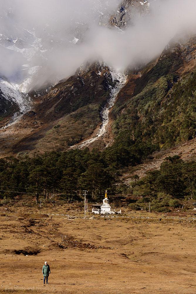 Фото 23. В долине Юмтханг. Какие удивительные места можно увидеть, путешествуя по Индии самостоятельно. Поездка на север штата Сикким. 22.0, 1/40, 160, 66.