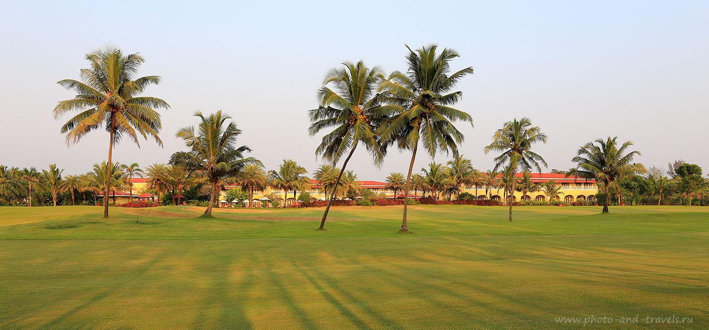 33. Отель Лалит (The LaLiT Golf & Spa Resort Goa) на Южном Гоа. Отзыв о самостоятельной поездке в Индию в октябре. (24-70, 1/200, 0eV, f9, 50mm, ISO 320)