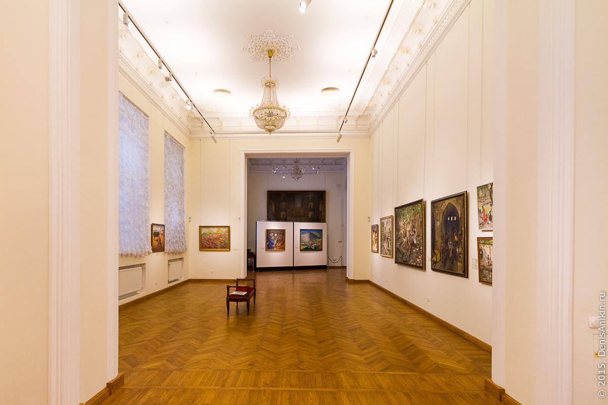 Художественный музей Радищева интерьер 12