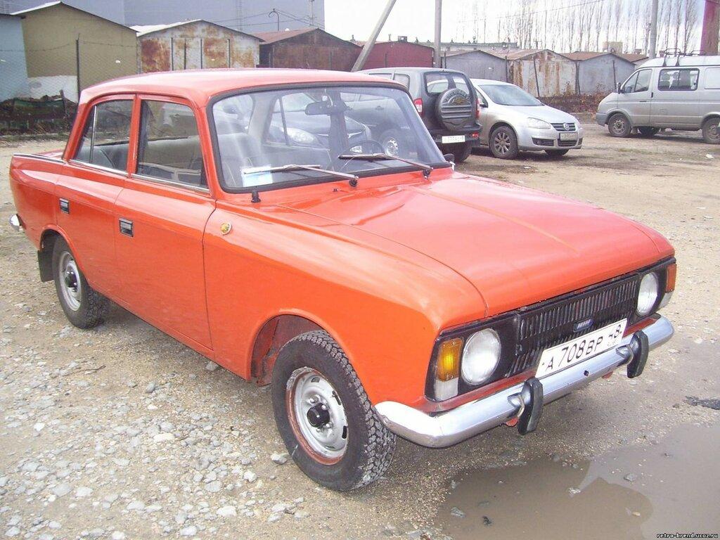 Москвич ИЖ 412