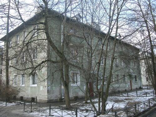 ул. Танкиста Хрустицкого 50