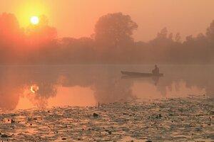 Рыбацкое утро