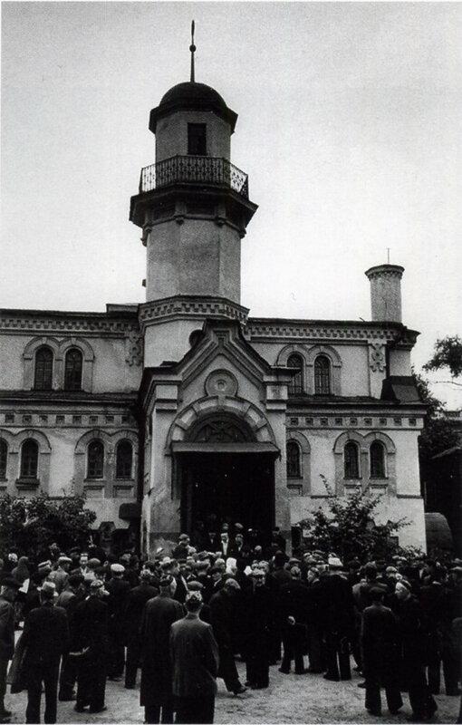 29808 Соборная мечеть. Выползов переулок 1956 Колесников.jpg