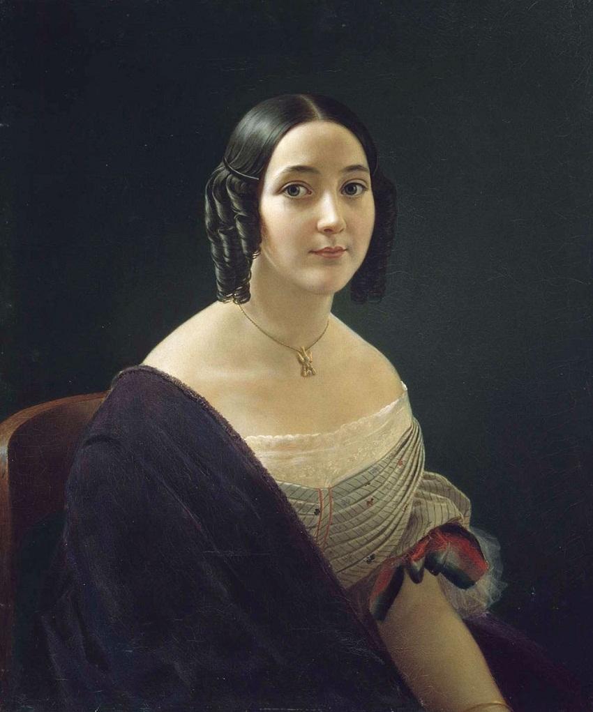 Портрет неизвестной в лиловой шали.jpg